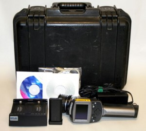 flir ex320 package